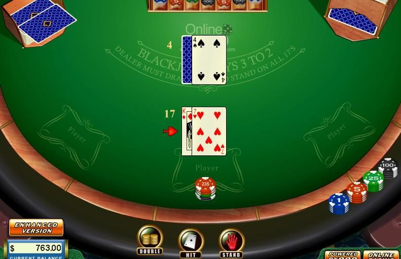 Know How to Operate Online Blackjack Game