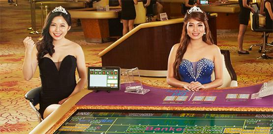 Online Casino Backgammon