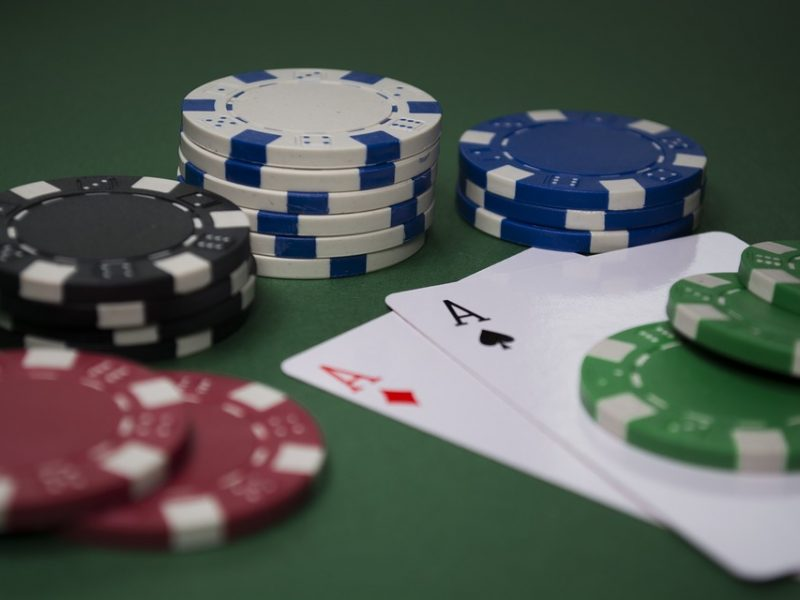 Poker Add-on: You Required a Table and Chips!